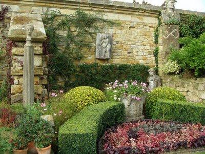 Идея итальянского сада