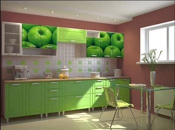 Мода на дизайн кухни
