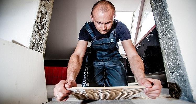 Основные ошибки при укладке плитки