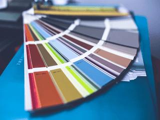 Виды красок для стен