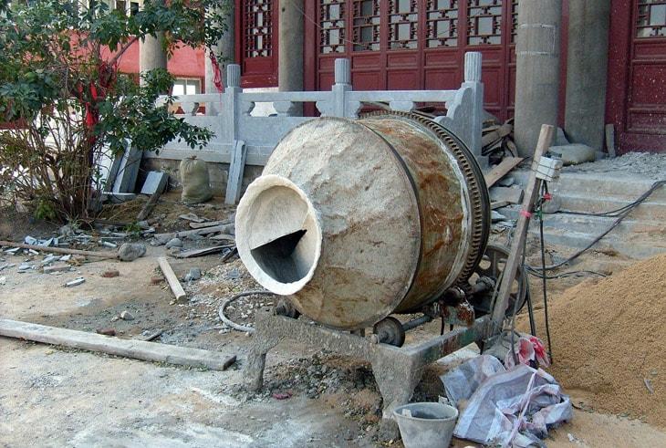 Гравитационные бетоносмесители