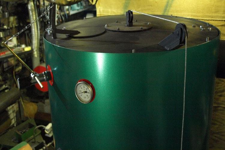 Автономное отопление в загородном доме