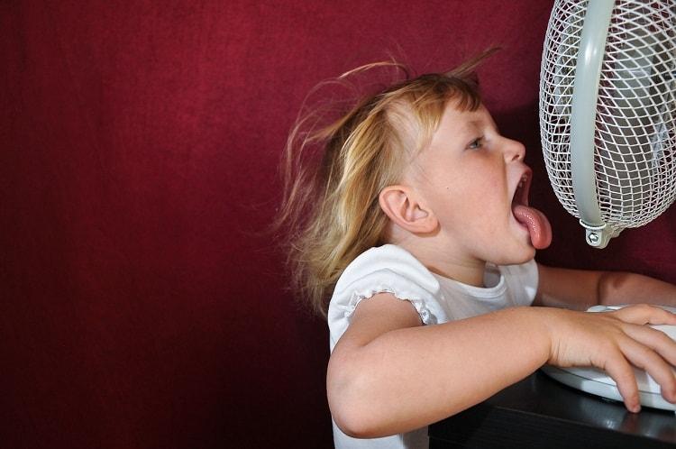 Защита квартиры от жары