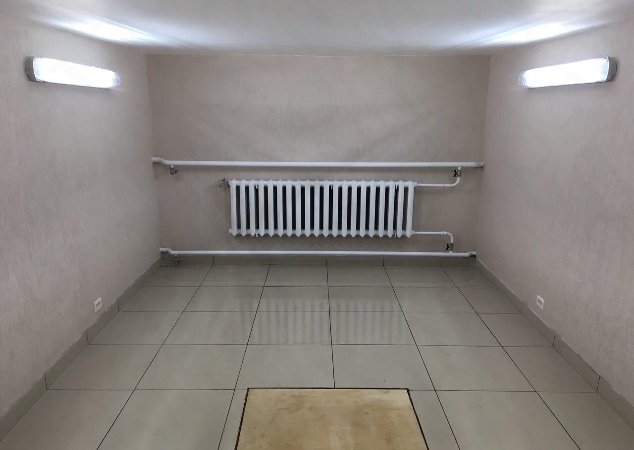 гараже пол в из фото керамогранита