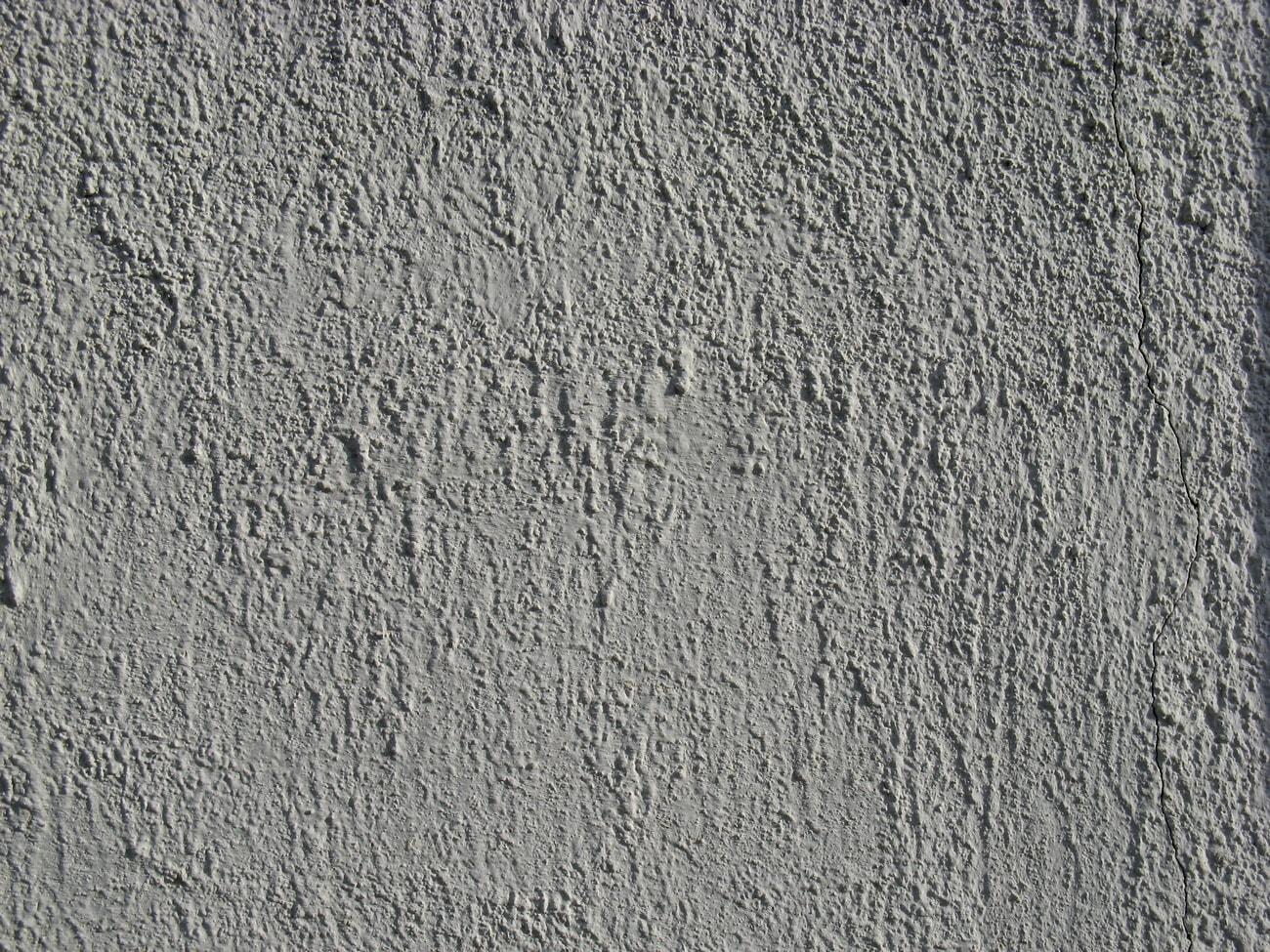 Зернистость структуры цементной шпаклевки
