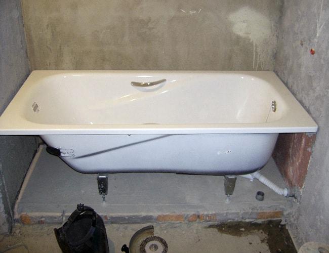 Ножки для чугунной ванны