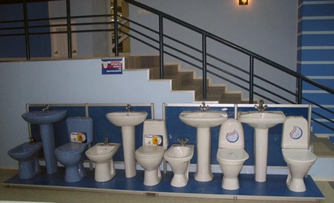 Один стиль для ванной комнаты