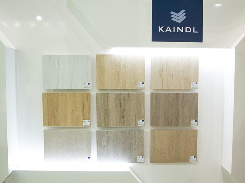 Ламинат фирмы Kaindl