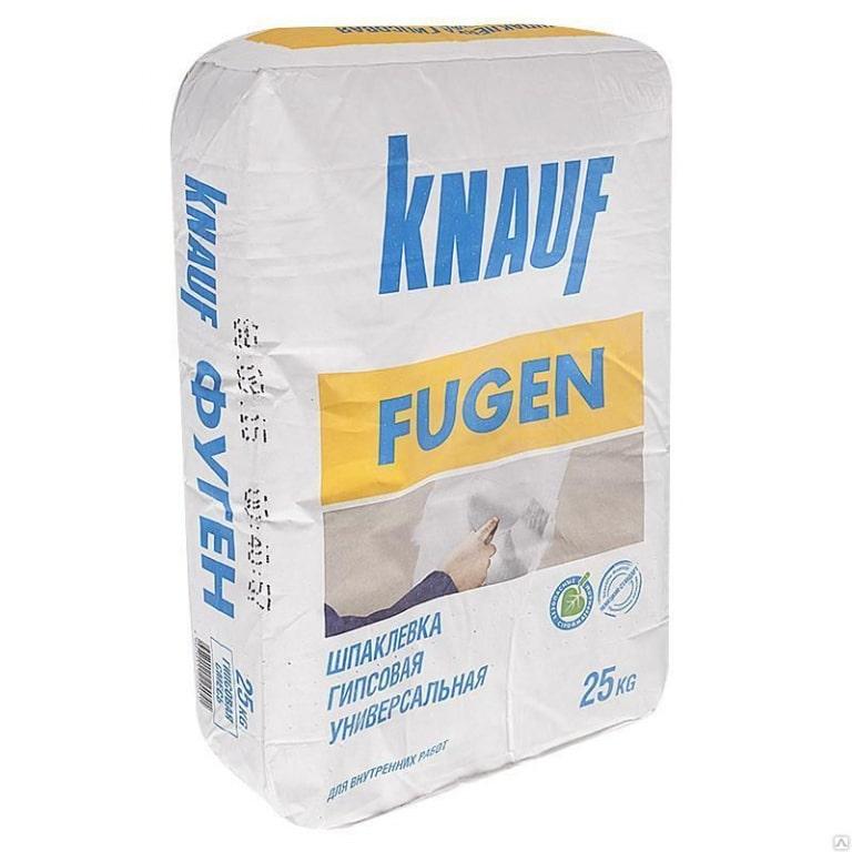 Гипсовая шпаклевка Knauf Fugen
