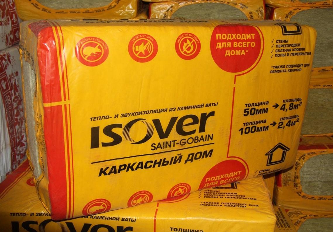 Утеплитель для стен фирмы Isover