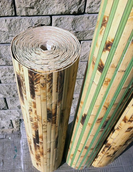 обои бамбуковые рулонами
