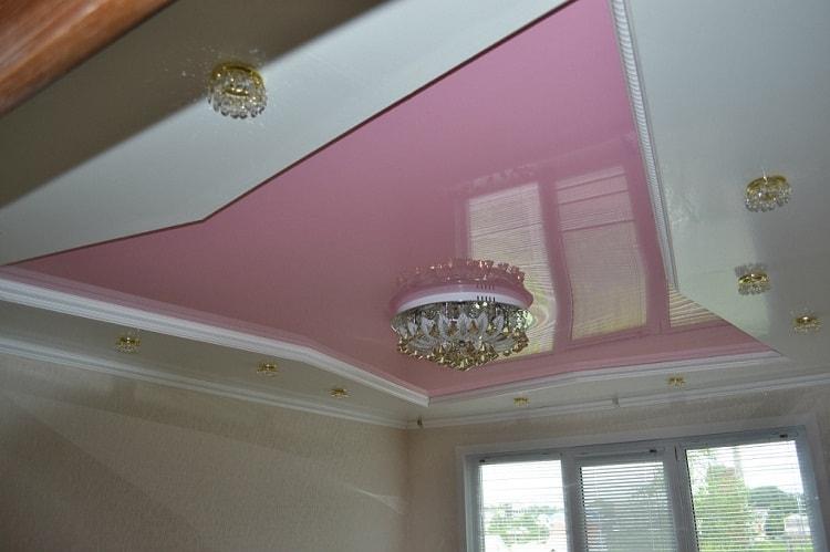 потолок многоуровневый