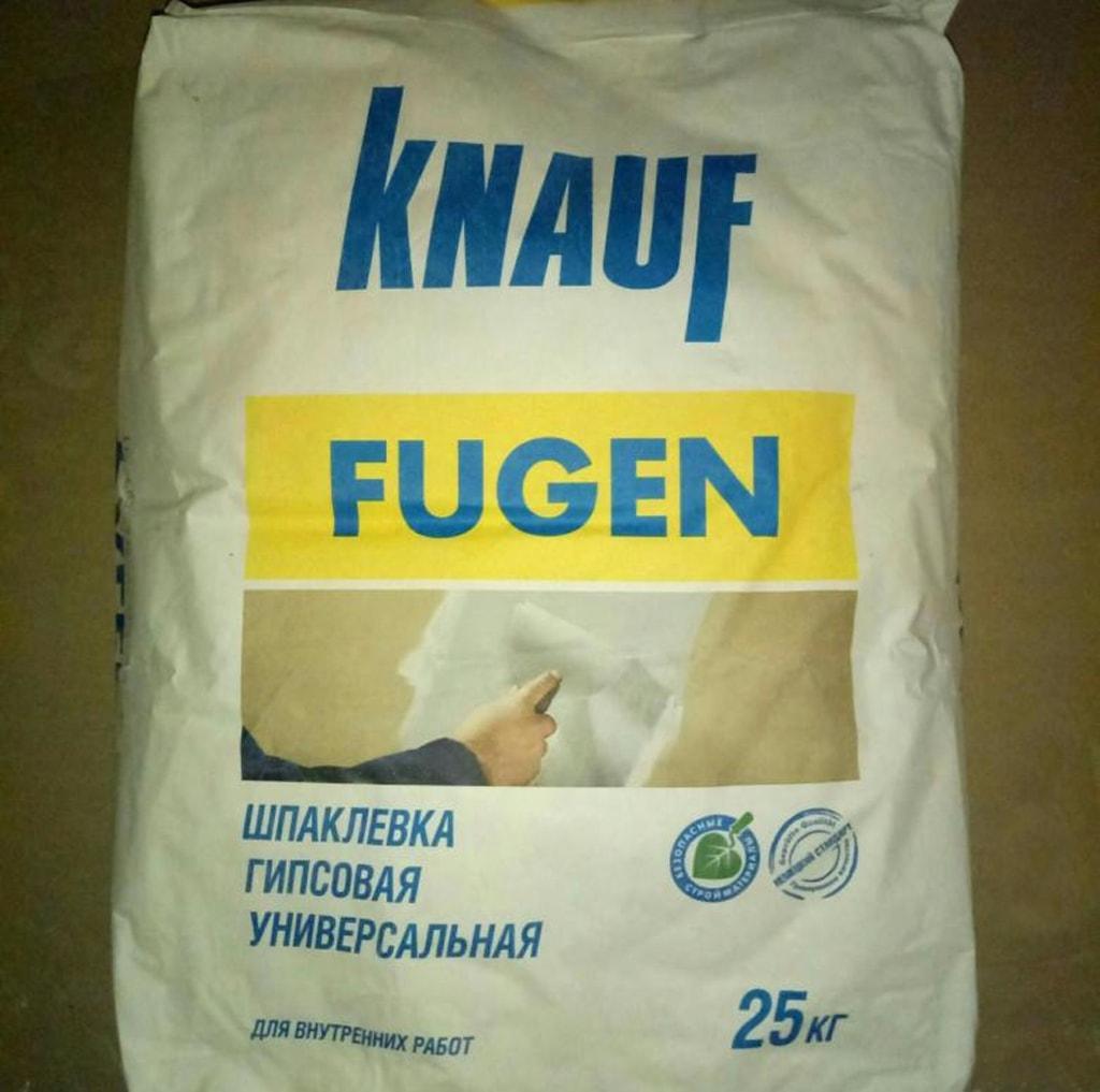 Шпаклевка Knauf Fugen