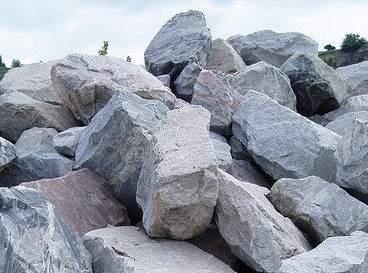 Гранит - натуральный камень в строительстве