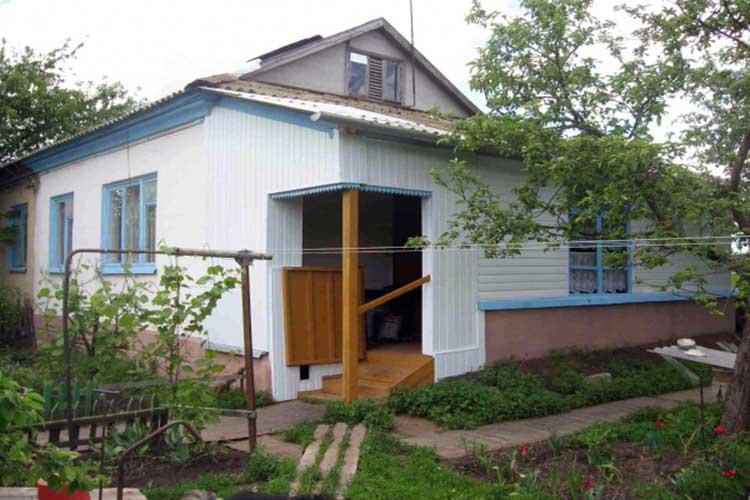 Новая крыша для дома