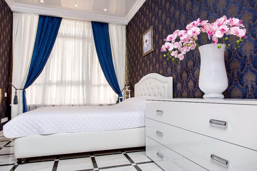 Необычные цвета для спальни