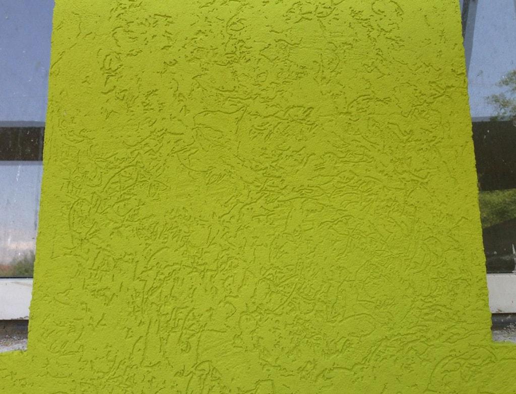 Декоративная штукатурка Короед: фото, выбор, нанесение