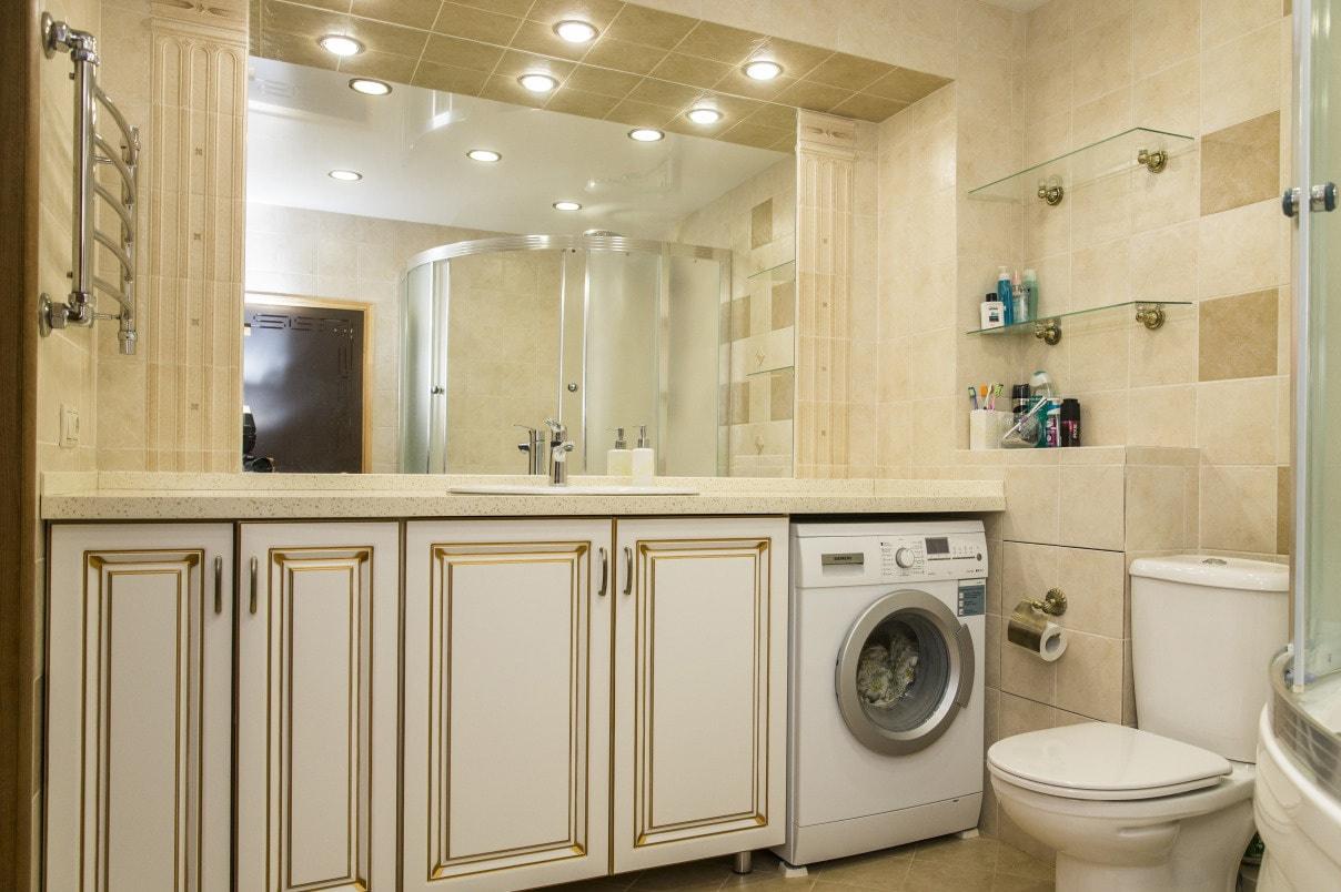 Светильник для зеркала в ванную