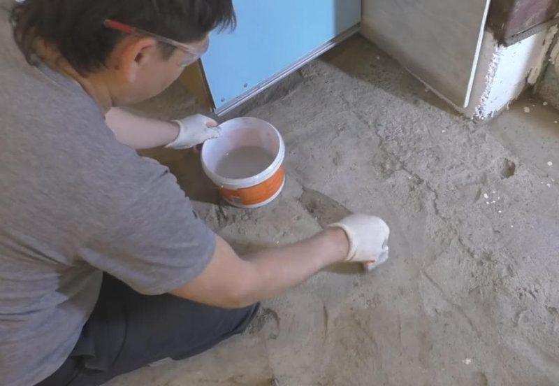 Использование жидкого стекла в строительстве