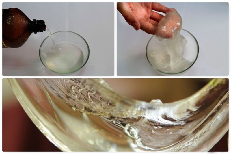 Жидкое стекло