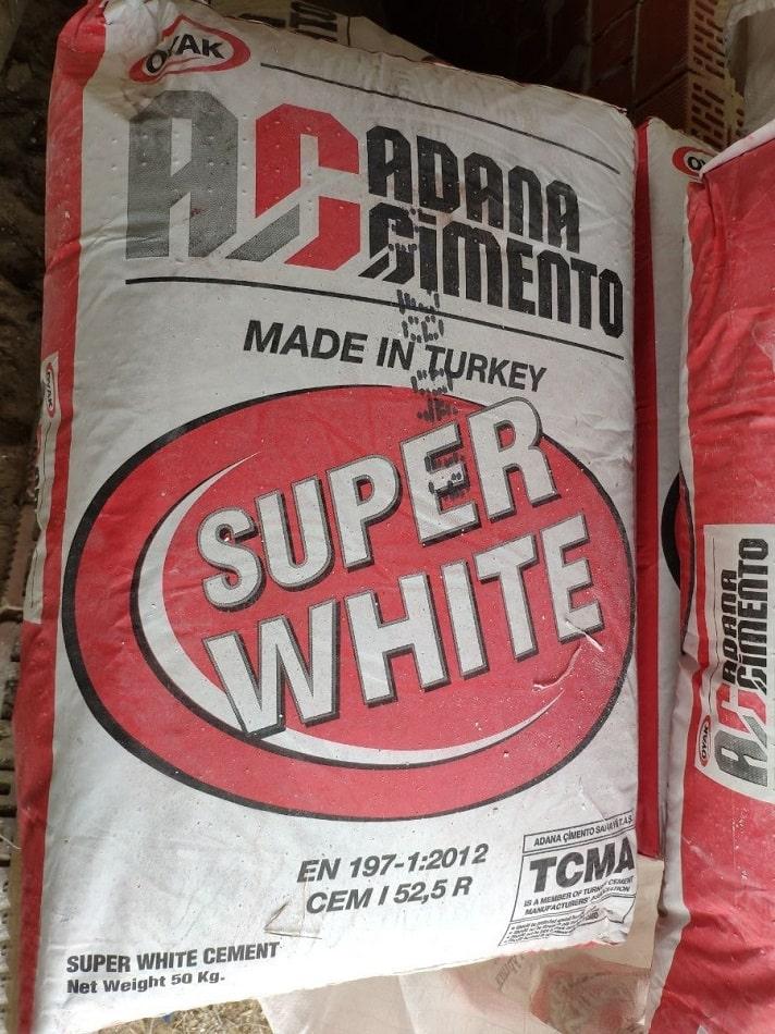 Цемент фирмы Adana cemento