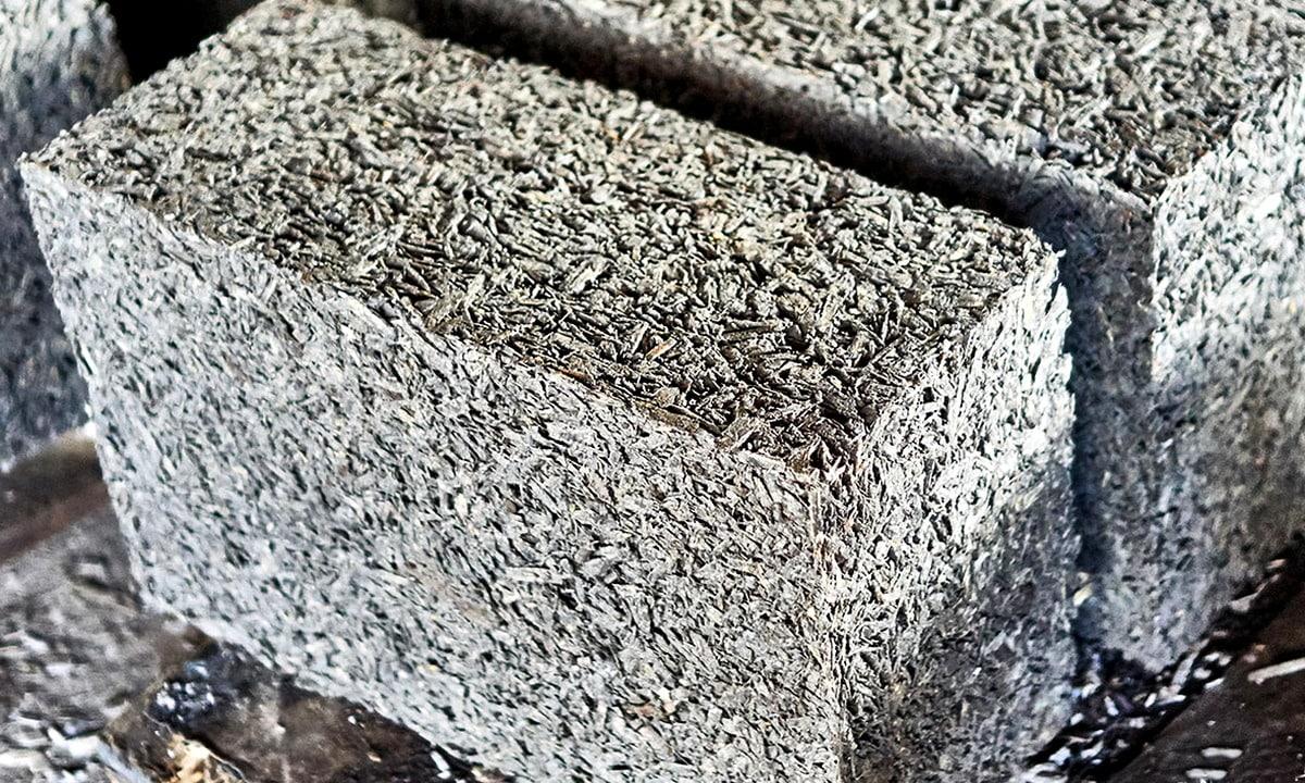 Арболит для бетонного пола