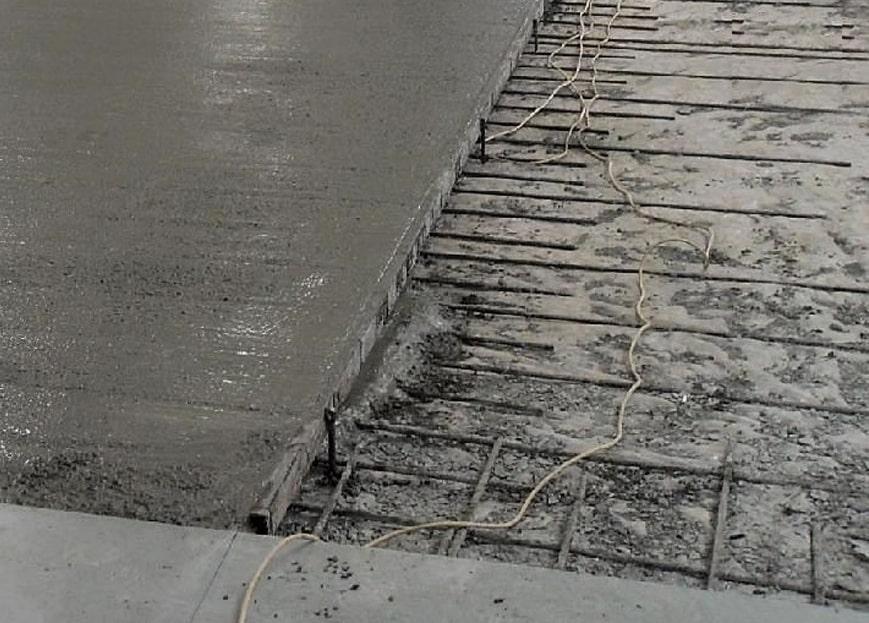 Арматурный Каркас для бетонного пола