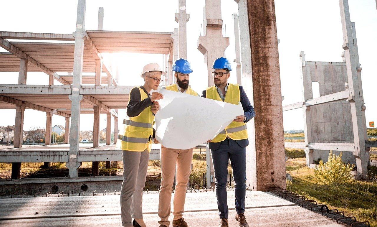 Строительство бетонного пола
