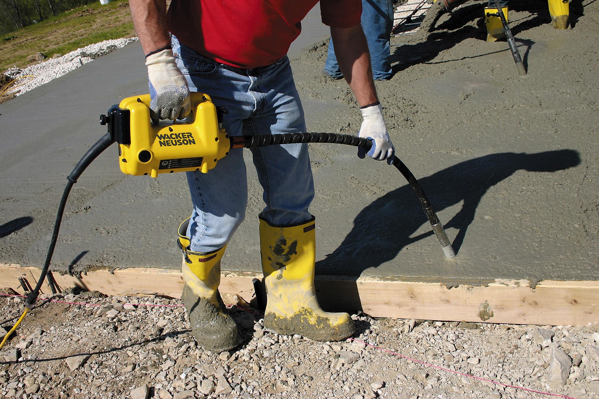 Показатель водопроницаемости бетона